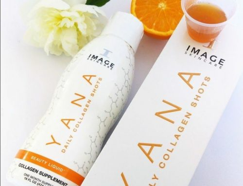 Collagen drink – YANA – at YOUNG FACE SPA – collagen drink of our choice