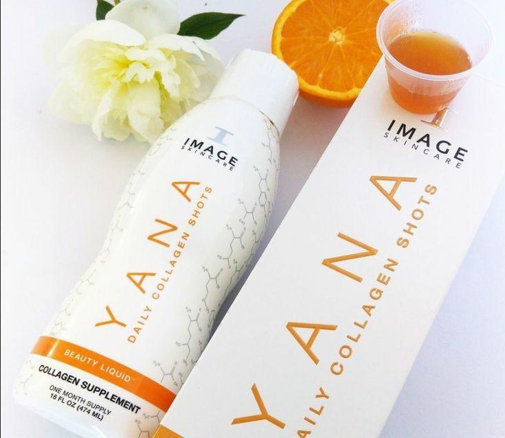 image skincare YANA collagen drink face spa dubrovnik beauty salon young face